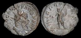 Postumus AR Antoninianus Postumus Standing Left - 5. Der Soldatenkaiser (die Militärkrise) (235 / 284)