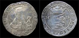 Netherlands Westfriesland Rijksdaalder 1619 - [ 1] …-1795 : Période Ancienne