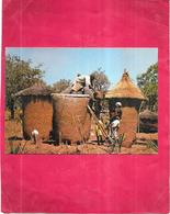 HAUTE VOLTA - EN PAYS TURKA - La Mise En Grenier De La Récolte - 240520 - - Burkina Faso