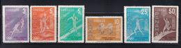 Panama - 1960 - Sc 433-434 C234-C237 - 17th Olympic Games, Rome - Complete Set - MNH - Panamá
