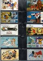 10 TC + Pass DISNEY - Telefonkarten