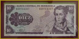 BILLET DE BANQUE VENEZUELA NEUF - Venezuela