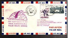 32395 - POLAR ROUTE - Poste Aérienne