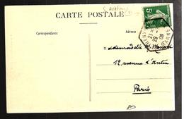 32400 - BETHENY AVIATION 1909 - Poste Aérienne