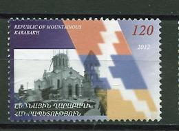 Haut Karabach -Bergkarabach - Nagorno Karabakh - Arménie 2012 Y&T N°(1) - Michel N°67 (o) - 120d Libération De Shushi - Armenien