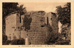 CPA Chatillon-sur-Seine (Cote-d'Or) - La Tour De Gissey (587097) - Chatillon Sur Seine