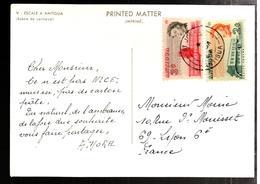 32407 - Publicitaire  Pour AMORA - Antigua & Barbuda (...-1981)
