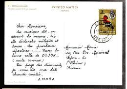 32409 - Publicitaire Pour AMORA - Bechuanaland (...-1966)