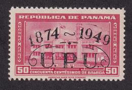 Panama - 1949 - Sc C118 - 75th Anniv. Of The UPU. - MNH - Panamá