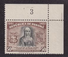 Panama - 1952 - Sc C135 - MNH - Panamá