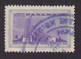 Panama - 1958 - Sc C209 - Belgium - Used - Panamá