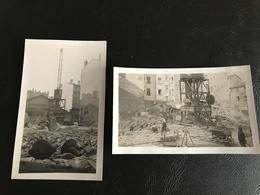 PHOTOS - LYON 9e - 1933 Construction D'immeuble - Places