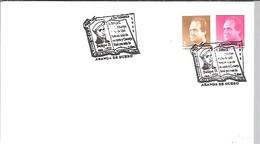 MATASELLOS 1988 ARANDA DE DUERO  FELIPE II - 1991-00 Cartas