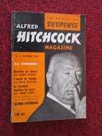 POL2013/4 OPTA / ALFRED HITCHCOCK  MAGAZINE LA REVUE DU SUSPENSE N°6 DE 1961 - Opta - Hitchcock Magazine