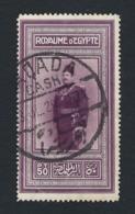 EGYPT 1926 58º ANNIVERSARY OF FOUAD I Nº 104 USED - Egypt