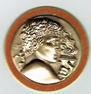 Luxbg, Médaille Pétange (CYCLO TOURISTE 1972) - Luxembourg