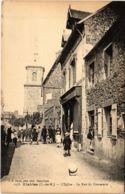 CPA ETABLES - L'Église (994088) - Etables-sur-Mer