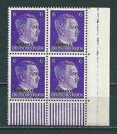 MiNr. 5 ** Bogenecke  (0221) - Ocupación 1938 – 45