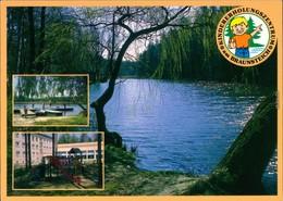 Weißwasser/Oberlausitz Kindererholungszentrum Am Braunsteich - See  1995 - Weisswasser (Oberlausitz)