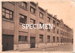 H Hartcollege Voorgebpuw In De Stationstraat - Waregem - Waregem