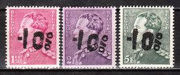 724A/E**  Poortman Surchargé -10% - HAMOIR - Série Complète - MNH** - LOOK!!!! - 1946 -10%
