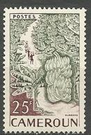 CAMEROUN  N° 309 NEUF* TRACE DE CHARNIERE / MH - Cameroun (1915-1959)