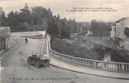 ¤¤  -   FONTENAY-le-COMTE    -  Le Nouveau Pont Sur La Vendée Et L'Ile Des Horts    -   ¤¤ - Fontenay Le Comte