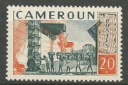CAMEROUN  N° 308 NEUF* TRACE DE CHARNIERE / MH - Cameroun (1915-1959)