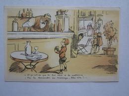 Illustrateurs & Photographes > Illustrateurs - Signés > Poulbot, F. Bar Enfant - Poulbot, F.