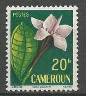 CAMEROUN  N° 307 NEUF* TRACE DE CHARNIERE / MH - Cameroun (1915-1959)