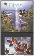 Tuvalu 2003. Michel #1133/36+Bl.#107 MNH/Luxe. Animals. Birds (Ts05) - Tuvalu
