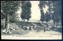 Cpa Du 22  Saint Jacut De La Mer -- La Manchette - Puits Biblique    AVR20-161 - Saint-Jacut-de-la-Mer