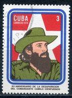 Y85 CUBA 1974 2012 15th Birth Anniversary Of Camilo Cienfuegos - Cuba