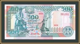 Somalia 500 Shillings 1989 P-36 (36a.2) UNC - Somalia