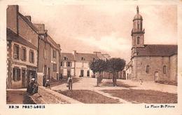 ¤¤  -   PORT-LOUIS   -  La Place Saint-Pierre   -  Buvette Lorientaise   -  Buvette De La Place   -   ¤¤ - Port Louis