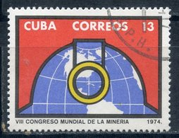 Y85 CUBA 1974 2013 8th World Mountain Congress In Lima - Cuba