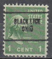 USA Precancel Vorausentwertung Preo, Locals Ohio, Blacklick 704 - Vereinigte Staaten