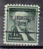 USA Precancel Vorausentwertung Preo, Locals Ohio, Blanchester 704 - Vereinigte Staaten