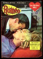""""""" ROMEO N° 5 """" 1 Ière Année - ROMAN-PHOTO -  Editions ARTIMA - 1964. - Livres, BD, Revues"""