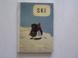 Suisse Ski Christian Rubi Hallwag Sport - Books, Magazines, Comics