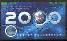 HONGRIE. BF 255 De 2000. Millénaire 2000. - Hologramme