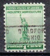 USA Precancel Vorausentwertung Preo, Locals Ohio, Bradford 743 - Vereinigte Staaten