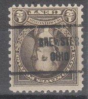 USA Precancel Vorausentwertung Preo, Locals Ohio, Brewster 713 - Vereinigte Staaten