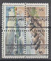 USA Precancel Vorausentwertung Preo, Locals Ohio, Bridgeport 841, Hatteras Block - Vereinigte Staaten