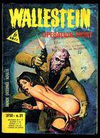 """WALLESTEIN N° 31: Opération Mort"" - 3 Ième Année - Editions ELVIFRANCE - 1979. - Erotique (Adultes)"
