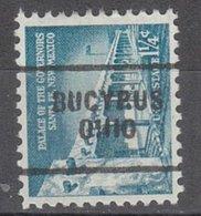 USA Precancel Vorausentwertung Preo, Locals Ohio, Bucyrus 703 - Vereinigte Staaten