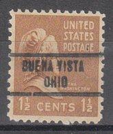 USA Precancel Vorausentwertung Preo, Locals Ohio, Buena Vista 734 - Vereinigte Staaten