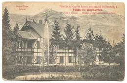 MAGAS TATRA - SLOVAKIA, MARGIT CREME RECLAME, OLD PC - Slovaquie
