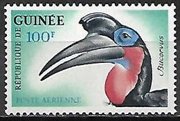 GUINEE   -   Aéros   -   1963  .  Y&T N° 26 *.  Oiseau.  /  Toucan - Guinea (1958-...)