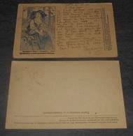 Lot 4 Cartes Franchise Militaire : Correspondance Des Armées De La République ----  548 - Marcophilie (Lettres)
